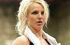 Britney Spears tonificada lista para su nuevo Tour
