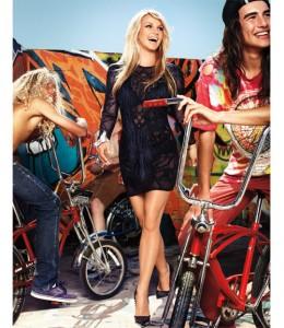 Britney Spears en Harper's Bazaar - She's back baby!