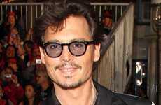 Call Fashion Police!! Johnny Depp Premier de Piratas del Caribe en Disneyland