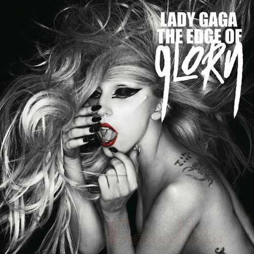 Lady Gaga lanza hoy nuevo single The Edge of Glory - Artwork