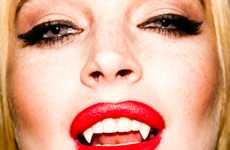 Lindsay Lohan es un vampiro… ooh boy!