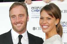 Nikki Cox y Jay Mohr son padres de un baby boy!
