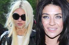 Taylor Momsen y Jessica Szohr fuera de Gossip Girl