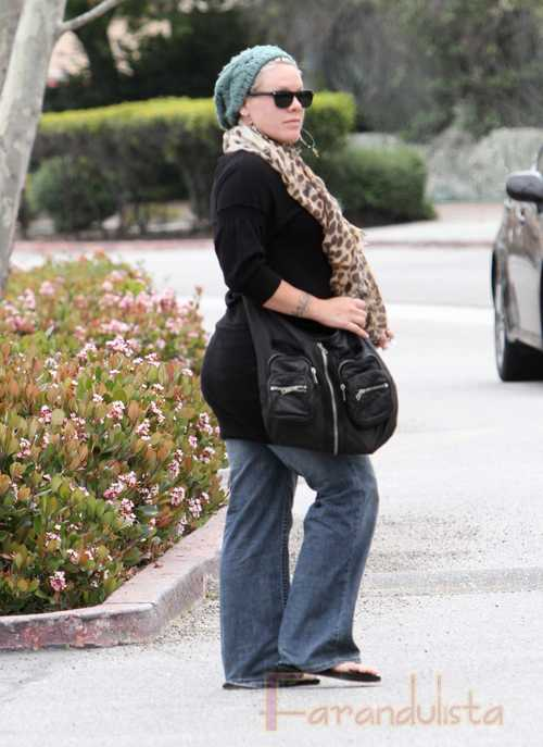 Pink ya es madre de una niña: Willow Sage Hart! - Gossip