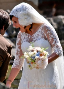 Lily Allen: Casada y embarazada!!