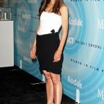 Katie Holmes en el 2011 Women In Film Crystal + Lucy Awards