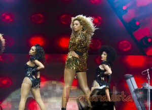 Beyonce en Glastonbury 2011 [Pics + VIDEO!]