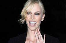 PERFECTION! Charlize Theron en la Fiesta de Dior