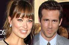 Olivia Wilde y Ryan Reynolds son pareja? WHAT??