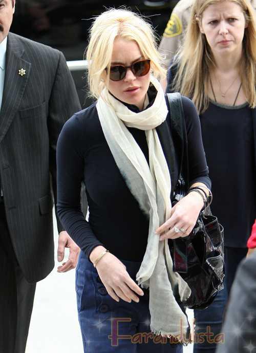 Lindsay Lohan molesta por no obtener el papel en Black Swan..?