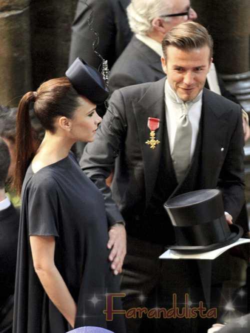 Victoria & David Beckham son padres de una niña! Harper Seven Beckham...