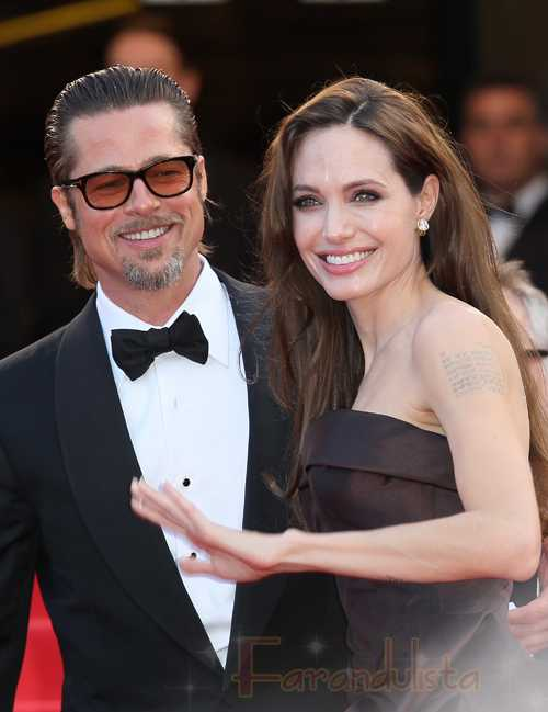 Here we go again! Angelina & Brad se van a casar!