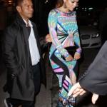 Jennifer Lopez reaparece muy happy? Eeh... ok!