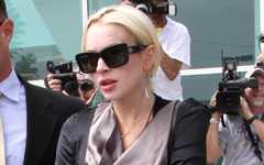 Lindsay Lohan hace molestar a la Juez en la Corte – No ha progresado