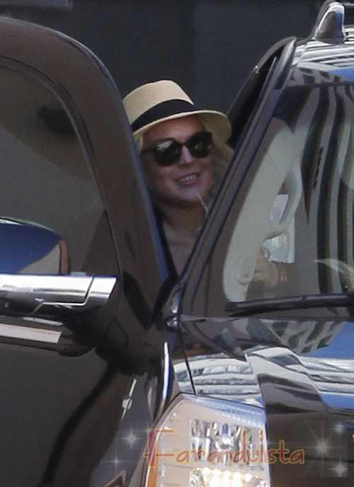 Lindsay Lohan vuelve al ataque