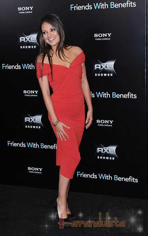 Mila Kunis: la gente puede perder peso si quieren