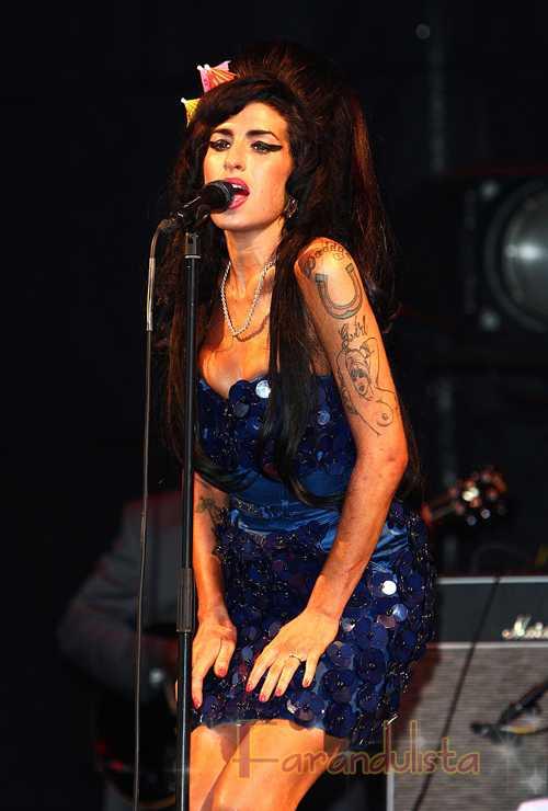 Amy Winehouse iba a adoptar a una niña de 10 años
