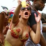 Rihanna la Reina del carnaval