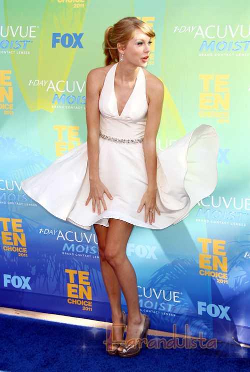 Ganadores Teen Choice Awards 2011 - Red Carpet