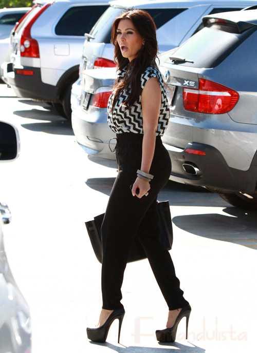 Kim Kardashian elimina a varios invitados de su boda... Ouch!