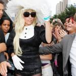 Lady Gaga se ve CUTE!!!!