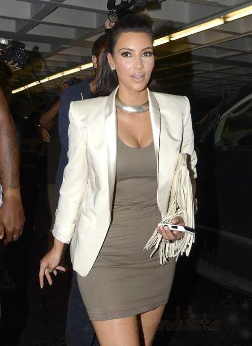La boda de Kim Kardashian fue incómoda - Awkward!