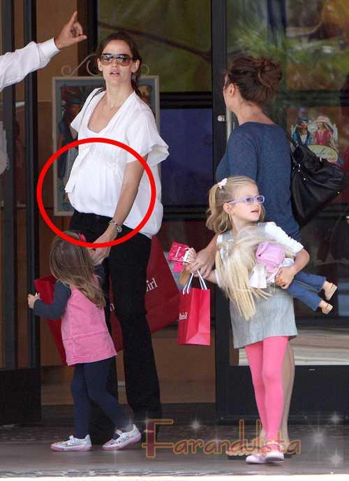 Jennifer Garner espera su tercer baby!!