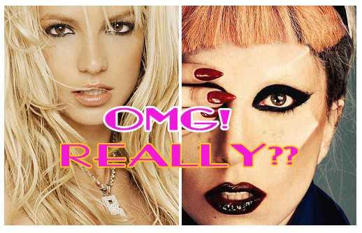 Britney y Lady Gaga planean grabar juntas? REALLY??