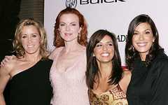 Desperate Housewives termina luego de 8 temporadas