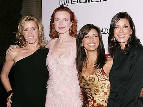 Desperate Housewives termina luego de 8 temporadas
