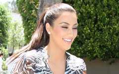El vestido de novia de Kim Kardashian sera Vera Wang