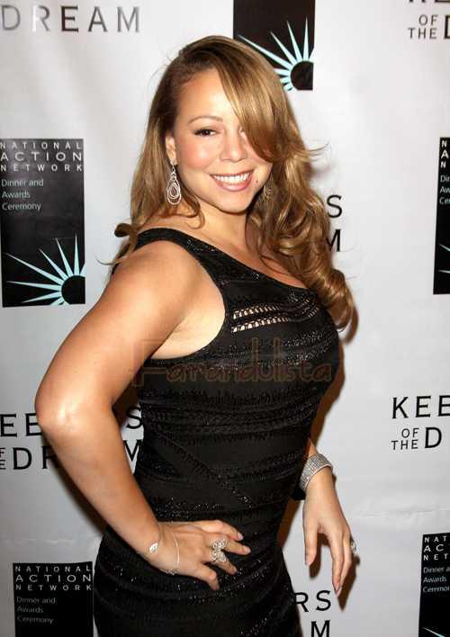 Mariah Carey quiere tener el fisico de cuando tenia 20