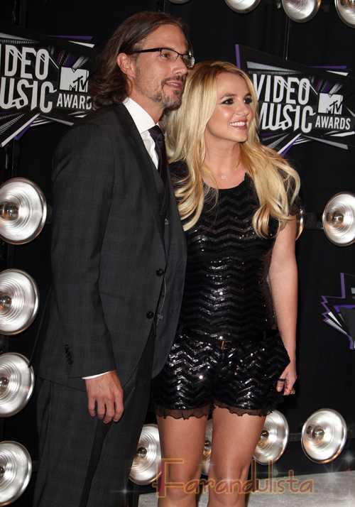 Again! Britney no está comprometida con Jason Trawick