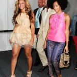 Beyonce no quiere mostrar su baby-bump!