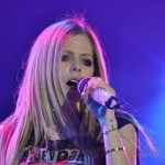 "Avril Lavigne concierto en Francia ""The Fette of Humanity"""