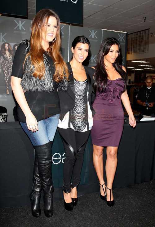 Kim y Khloe Kardashian parecen unas trannies - LMAO!!!