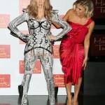 Fergie y su nueva estatua de Cera en el Madame Tussauds