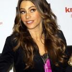 Sofia Vergara en el lanzamiento de su linea de ropa en KMART