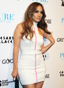 Jennifer Lopez y su pose especial... FASE DOS
