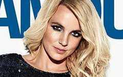 Britney Spears posa para Glamour Magazine UK