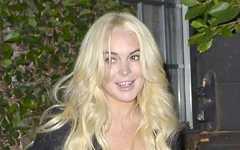 Lindsay Lohan y su servicio comunitario… Oh boy!