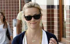 Reese Witherspoon atropellada por un auto – Nada grave
