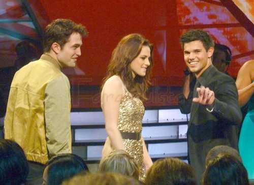 El trio de Twilight tendra su estrella en el paseo de la fama