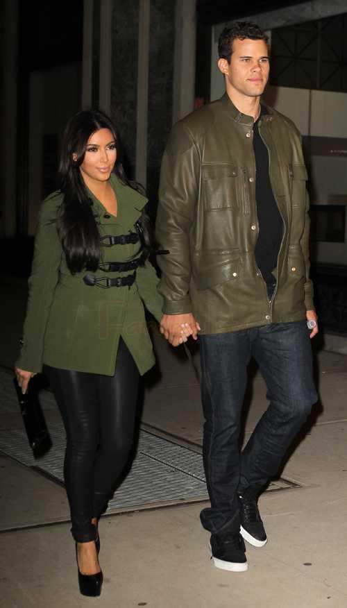 Kim Kardashian & Kris Humphries renovaron sus votos matrimoniales