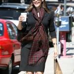 Jennifer Garner luce espectacular embarazada