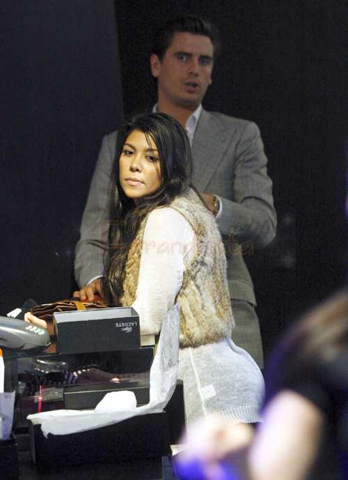 Kourtney Kardashian y Scott Disick comprometidos?
