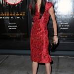 Demi Moore muy delgada tras el escandalo con su esposo Ashton Kutcher