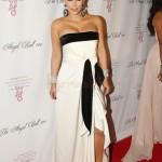 Kim Kardashian en el Angel Ball 2011