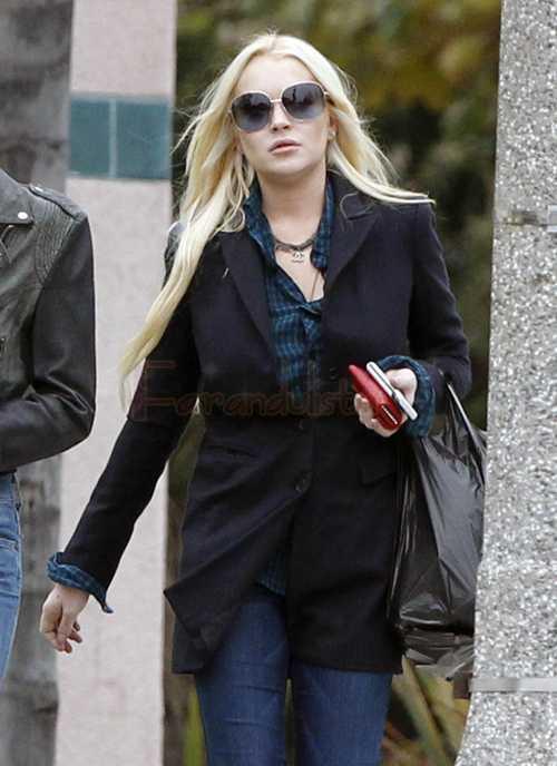 Lindsay Lohan en Playboy? REALLY?