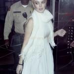 Lindsay Lohan y su Circo en la corte otra vez